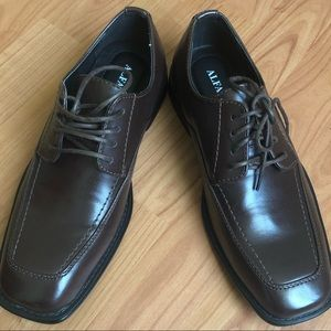 Alfani men's leather shoes, size 7